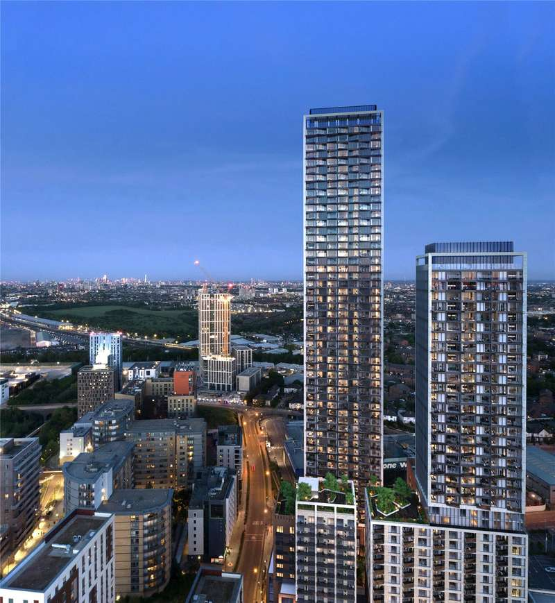 2 Bedrooms Apartment Flat for sale in One West Point, A-07-05, 6 Portal Way, London, W3