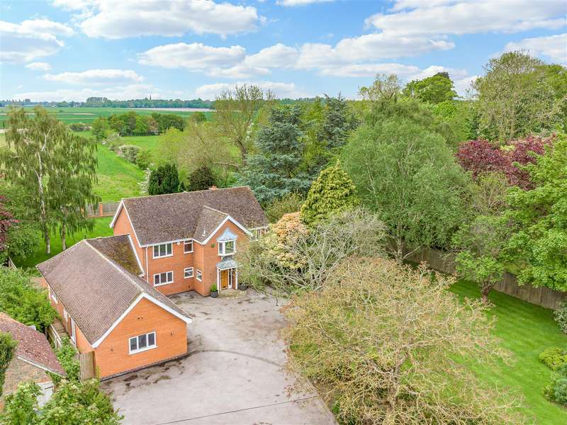 4 Bedrooms Detached House for sale in Church Lane, Wyberton, Boston
