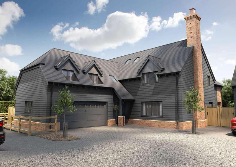 4 Bedrooms Detached House for sale in Ashby Road, Long Whatton, Leicestershire