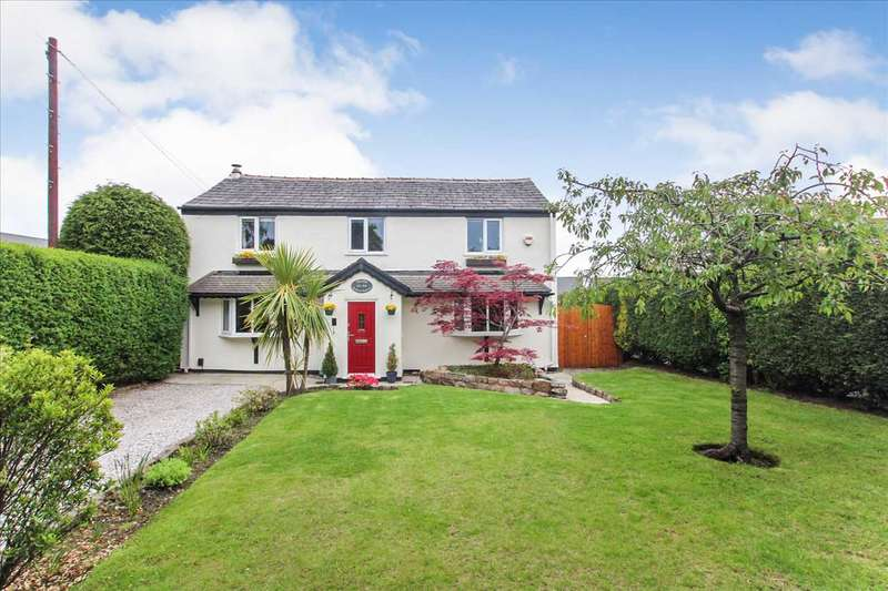4 Bedrooms Detached House for sale in The Old Schoolhouse, 92-94 Chorley Road, Westhoughton