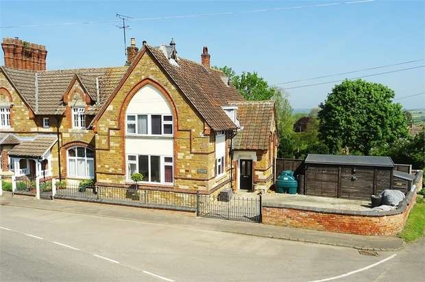 3 Bedrooms Terraced House for sale in The Old School, Ashley Road, Weston by Welland, Market Harborough