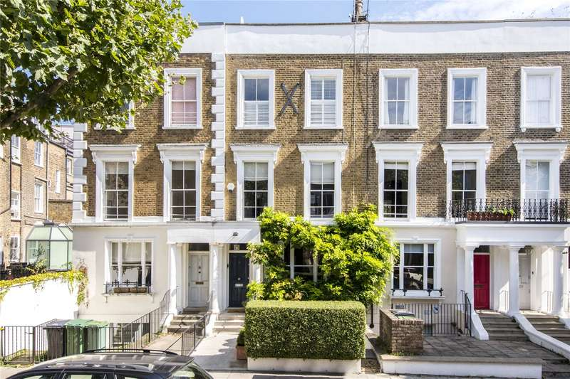 4 Bedrooms Terraced House for sale in Berkley Road, Primrose Hill, London, NW1