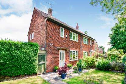 2 Bedrooms Semi Detached House for sale in Buckden Walk, Manchester, Greater Manchester