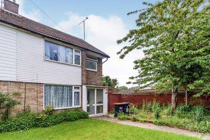 3 Bedrooms Semi Detached House for sale in East Hill Road, Houghton Regis, Dunstable, Bedfordshire