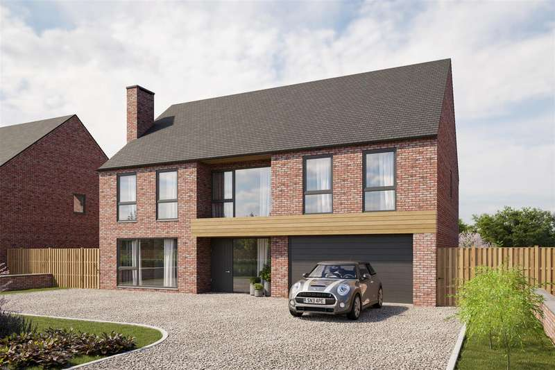4 Bedrooms Detached House for sale in Plot 6, Walnut Tree Drive, Reepham