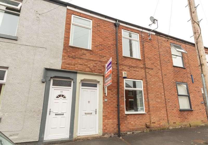 3 Bedrooms Terraced House for sale in Smith Street, Kirkham, PR4 2JB