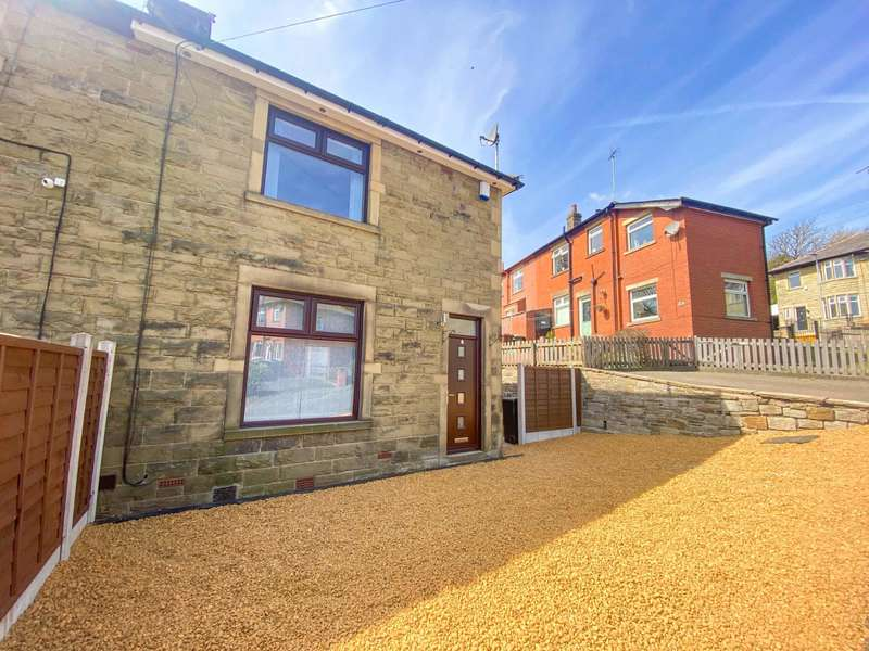 2 Bedrooms Semi Detached House for sale in Rockcliffe Drive, Bacup, Rossendale