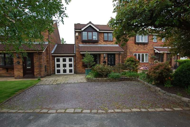 3 Bedrooms Detached House for sale in The Ladysmith, Ashton-Under-Lyne, OL6