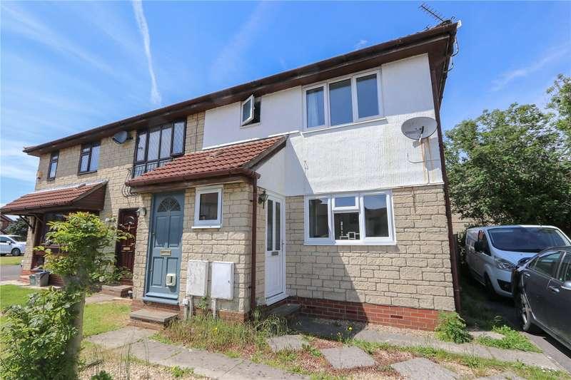 1 Bedroom Property for sale in Paddock Close, Bradley Stoke, Bristol BS32