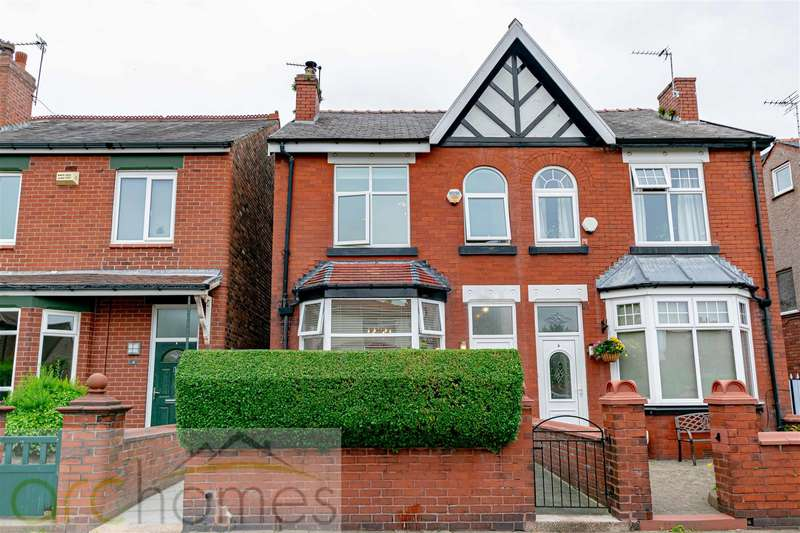3 Bedrooms Semi Detached House for sale in Bee Fold Lane, Atherton, Manchester