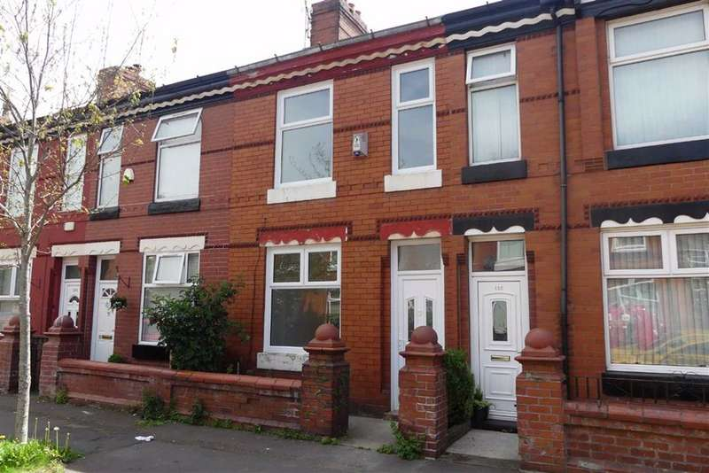 2 Bedrooms Terraced House for sale in Horton Road, Manchester, M14