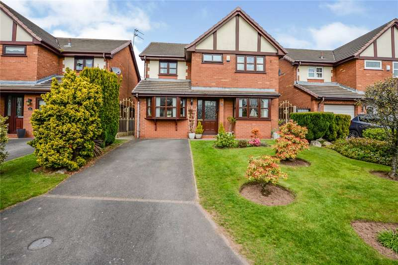 3 Bedrooms Detached House for sale in Donnington Close, Liverpool, Merseyside, L36