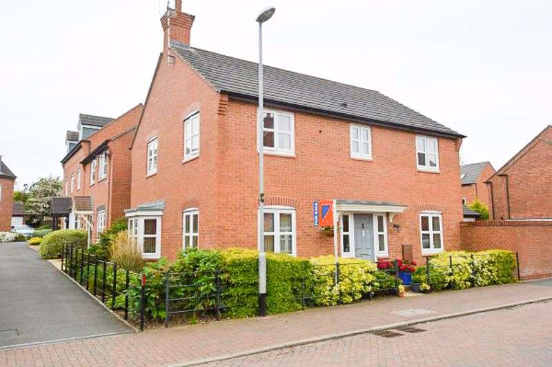4 Bedrooms Property for sale in Olympic Way, Hinckley
