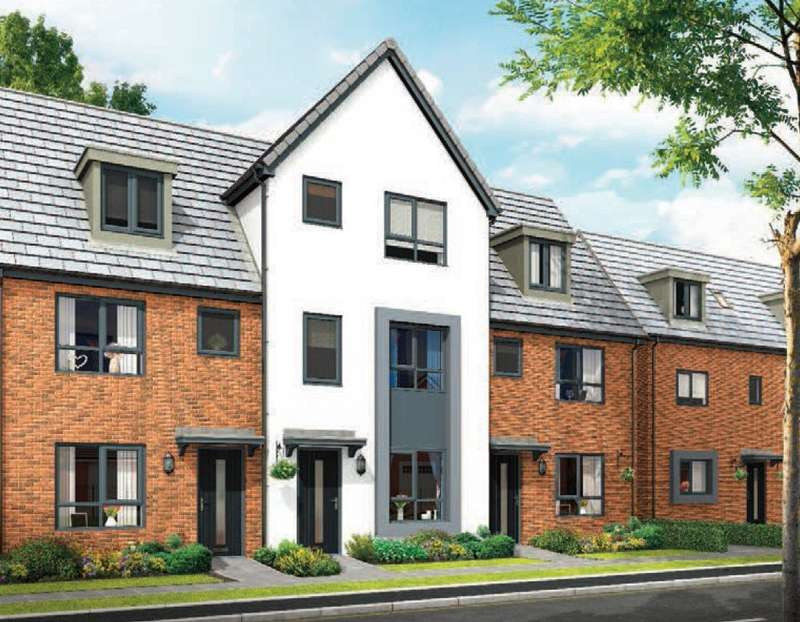 4 Bedrooms House for sale in Edward Street, Denton, Manchester, Greater Manchester, M34