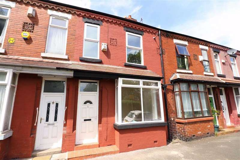 3 Bedrooms Terraced House for sale in York Avenue, Whalley Range, Manchester, M16