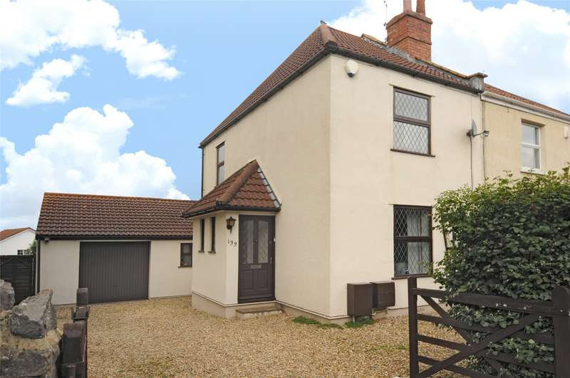2 Bedrooms Semi Detached House for sale in Knole Lane, Bristol, BS10