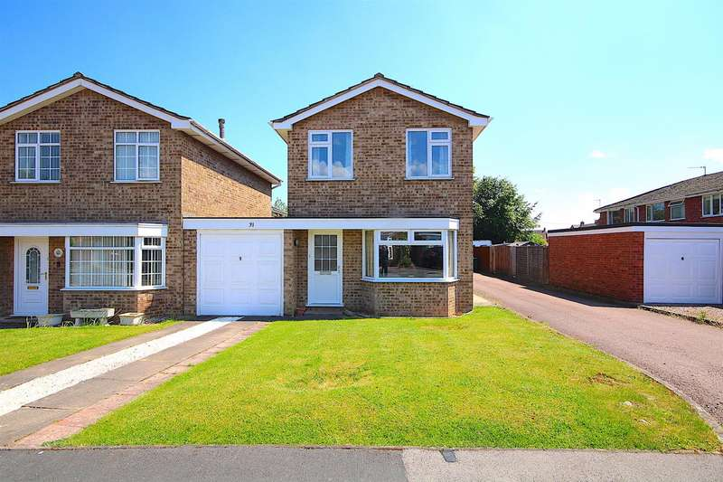 3 Bedrooms Link Detached House for sale in Orchard Way, Syston