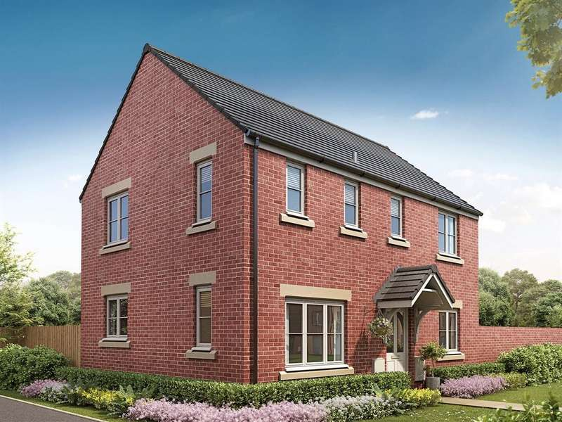 3 Bedrooms House for sale in The Clayton Corner, Greetwell Fields, St. Augustine Road, Lincoln, LN2 4FH
