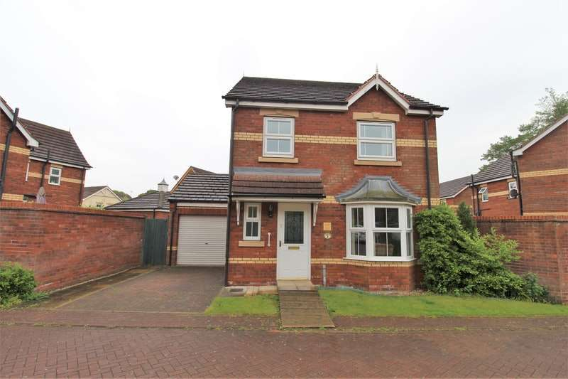 3 Bedrooms Detached House for sale in Acre Close, Market Rasen, Lincolnshire, LN8