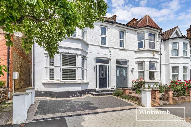 4 Bedrooms Semi Detached House for sale in Fallow Court Avenue, North Finchley, London, N12