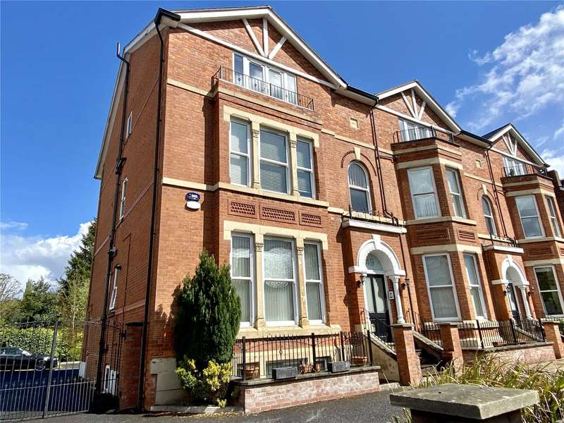 2 Bedrooms Penthouse Flat for rent in Fog Lane, Didsbury, Manchester, M20