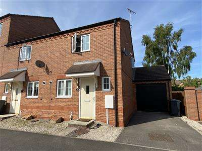2 Bedrooms Semi Detached House for sale in Burton Road, Sileby, Loughborough