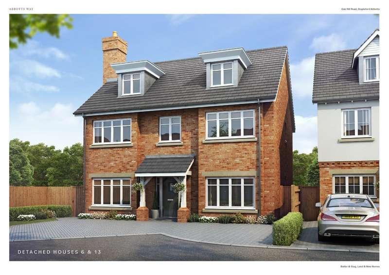 5 Bedrooms House for sale in Oak Hill Road, Stapleford Abbotts, Romford