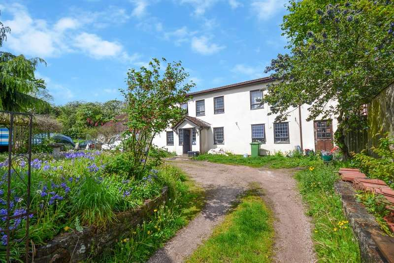 5 Bedrooms Detached House for sale in Midway Terrace , Exeter, EX2 8UY