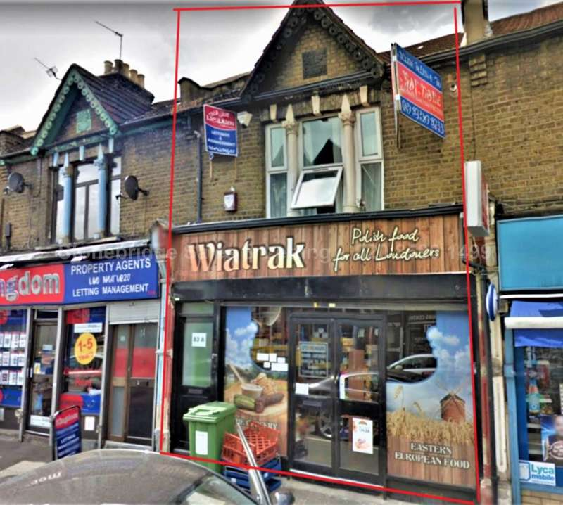 Mixed Use Commercial for sale in Katherine Rd, East Ham, E6