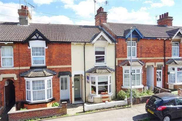 2 Bedrooms Terraced House for sale in Caxton Street, Market Harborough, Leicestershire