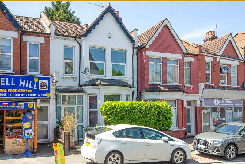 2 Bedrooms Apartment Flat for sale in Colney Hatch Lane, London, N10