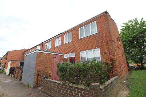 4 Bedrooms End Of Terrace House for sale in Lewis Road, Loughborough, Leicestershire
