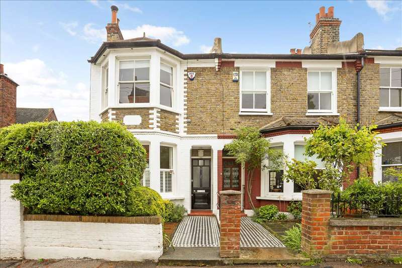 4 Bedrooms End Of Terrace House for sale in Camden Row, Blackheath, London