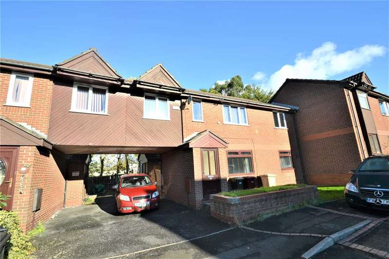 2 Bedrooms Apartment Flat for rent in Ivanhoe Court, Moses Gate, Bolton