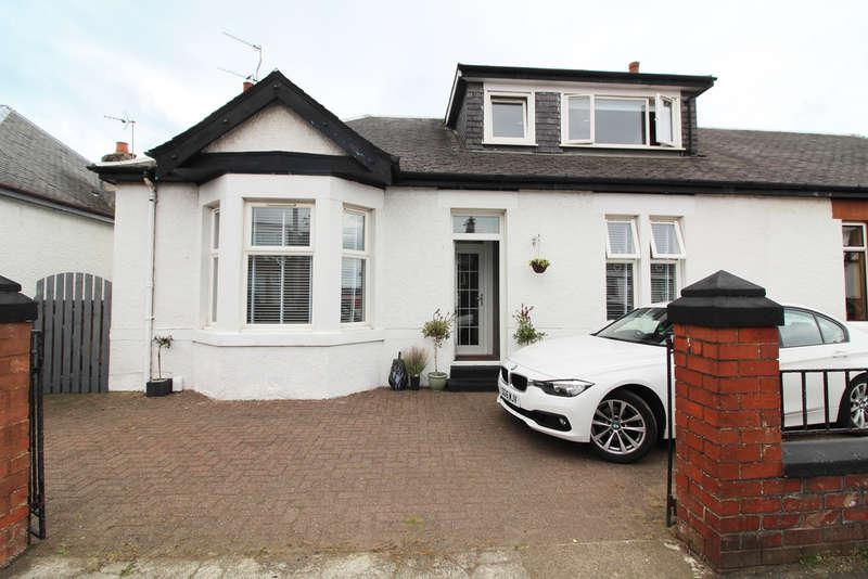 4 Bedrooms Semi Detached Bungalow for sale in Briarhill Road, Prestwick, KA9