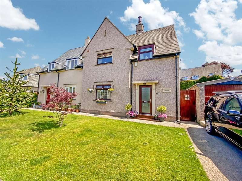 3 Bedrooms Semi Detached House for sale in Peel Crescent, Westfield Memorial Village - a beautiful home complete with double tandem garage