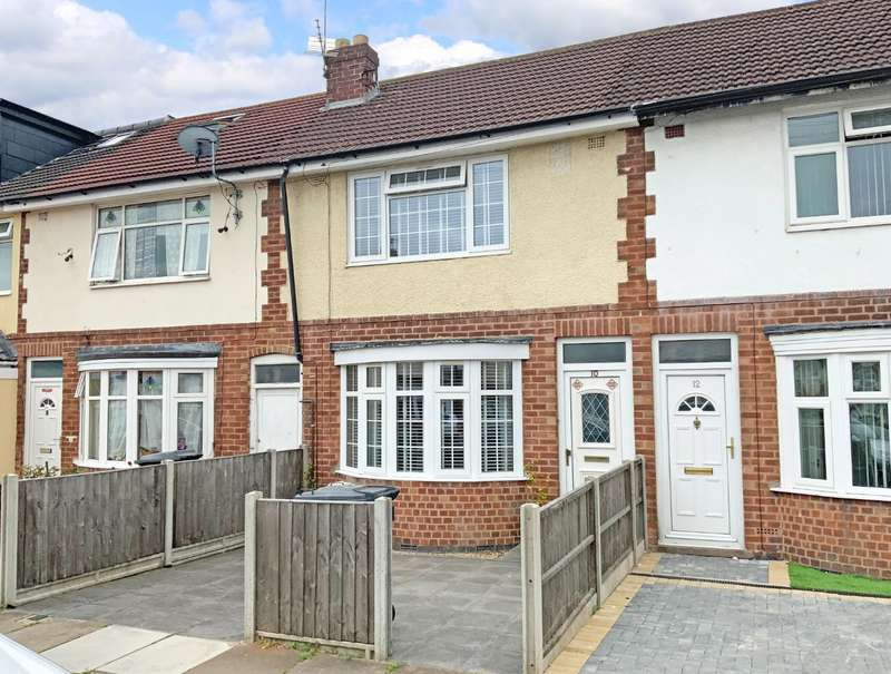 3 Bedrooms Terraced House for sale in Stockton Road, Leicester