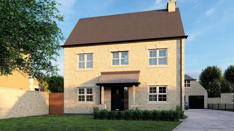 4 Bedrooms Detached House for sale in Windlass Court, Top Lock Meadows, Stamford