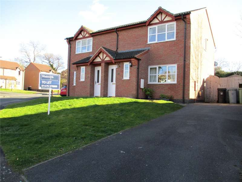 3 Bedrooms Semi Detached House for rent in St Georges Way, Grantham, Lincolnshire, NG31