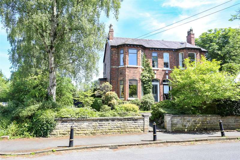 4 Bedrooms Semi Detached House for sale in Princes Road, Heaton Mersey, Stockport, SK4