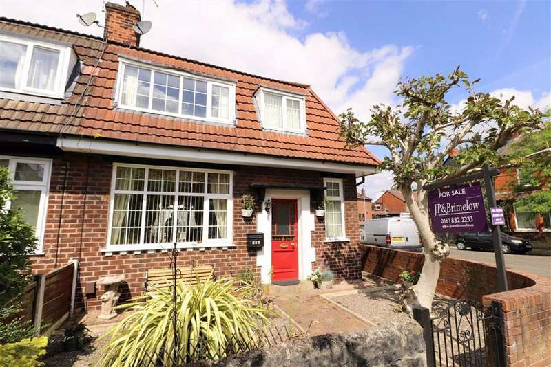 3 Bedrooms Semi Detached House for sale in Ivygreen Road, Chorlton Green, Manchester, M21