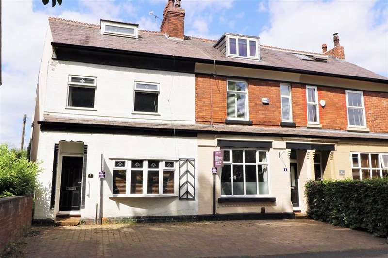 4 Bedrooms End Of Terrace House for sale in Chorlton Green, Chorlton, Manchester, M21
