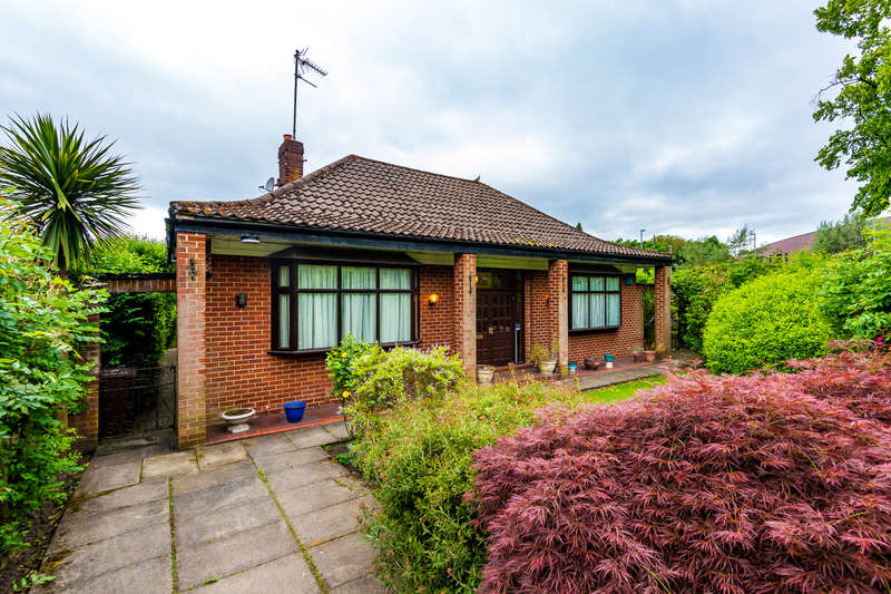 3 Bedrooms Detached Bungalow for sale in Bury Old Road, Prestwich, Manchester M25