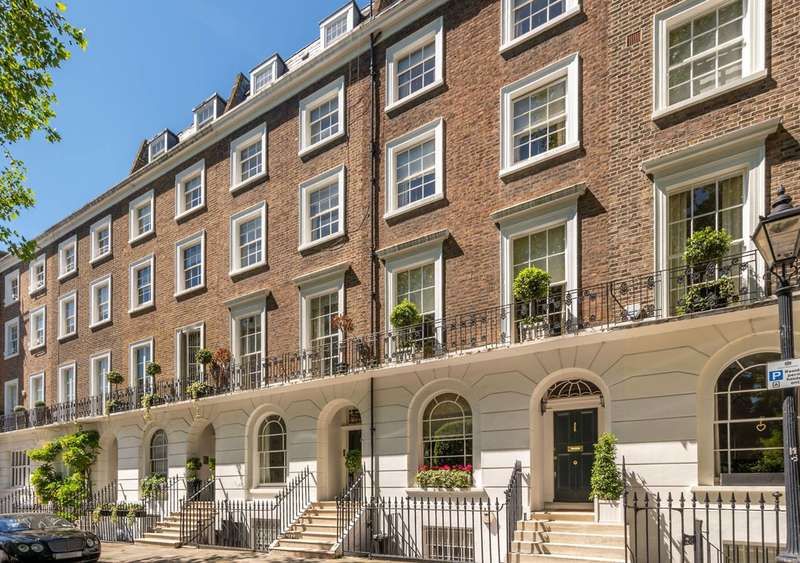 5 Bedrooms Terraced House for sale in Montpelier Square, Knightsbridge, SW7