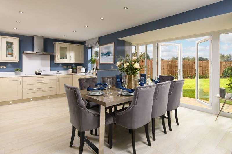 4 Bedrooms House for sale in Holden, Burnmill Grange, Burnmill Road, Market Harborough, MARKET HARBOROUGH, LE16 7XB