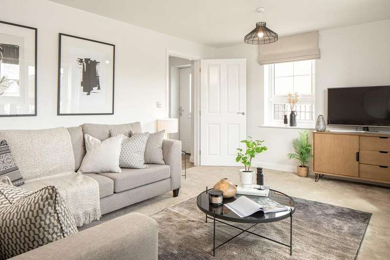 3 Bedrooms House for sale in Moresby, The Brooks, Barrow, Whalley Road, Barrow, CLITHEROE, BB7 9BN