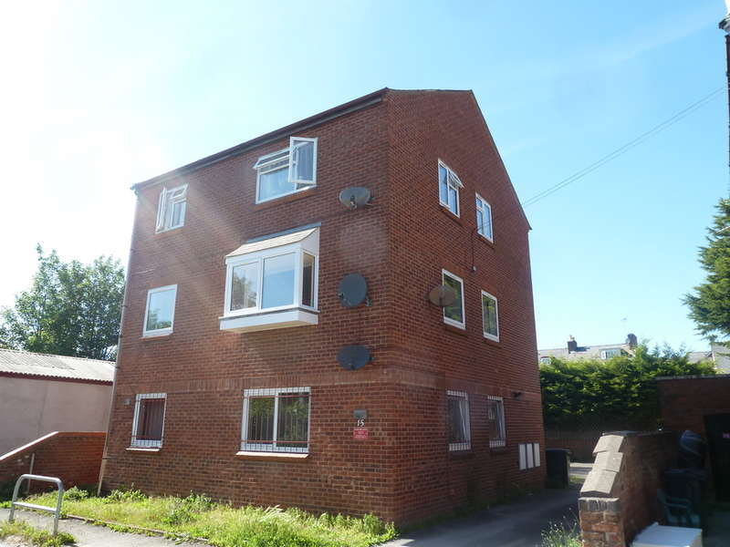 2 Bedrooms Flat for sale in Hyde Lane, Gloucester, GL1