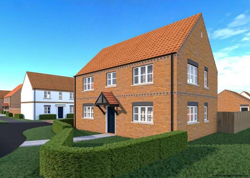 4 Bedrooms Detached House for sale in Plot 34 The Hempshill, The Nursery, Swineshead, Boston