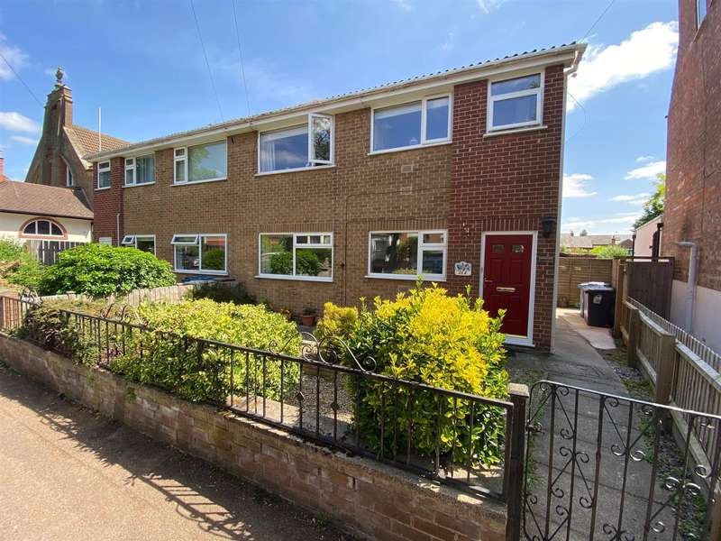 2 Bedrooms Maisonette Flat for sale in Pierrepont Road, West Bridgford, Nottingham