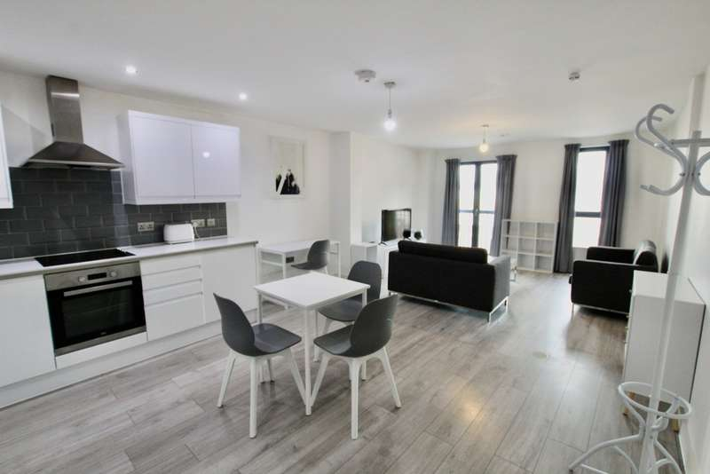 1 Bedroom Apartment Flat for rent in Parliament Street, Liverpool, L8
